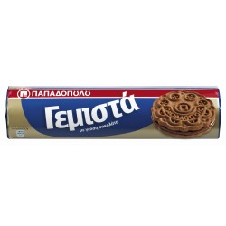 BISCUITS REMPLI DE CHOCOLAT...