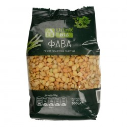 SPLIT PEAS AB THINK BIO 500G