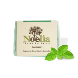 HANDMADE SOAP WITH MINT...