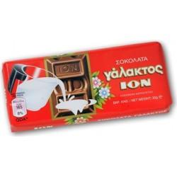 MILK CHOCOLATE ION 30G